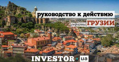 Руководство к действиям: реформы Грузии (часть 5)