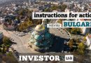 Instructions for action: Bulgaria's reforms (Part 2)