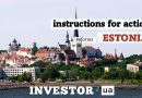 Instructions for action: Estonia's reforms (Part 3)