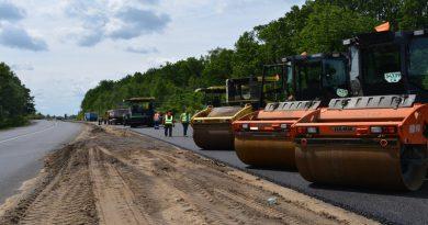 Will Ukrainian roads be repaired?