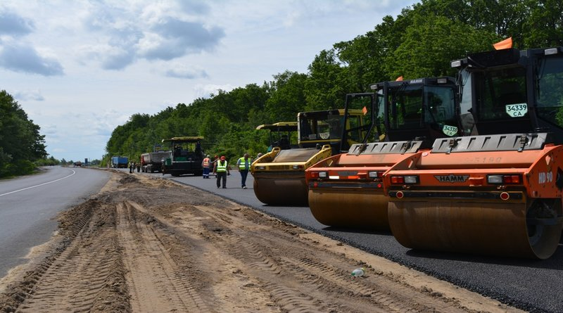 Will Ukrainian roads be repaired?