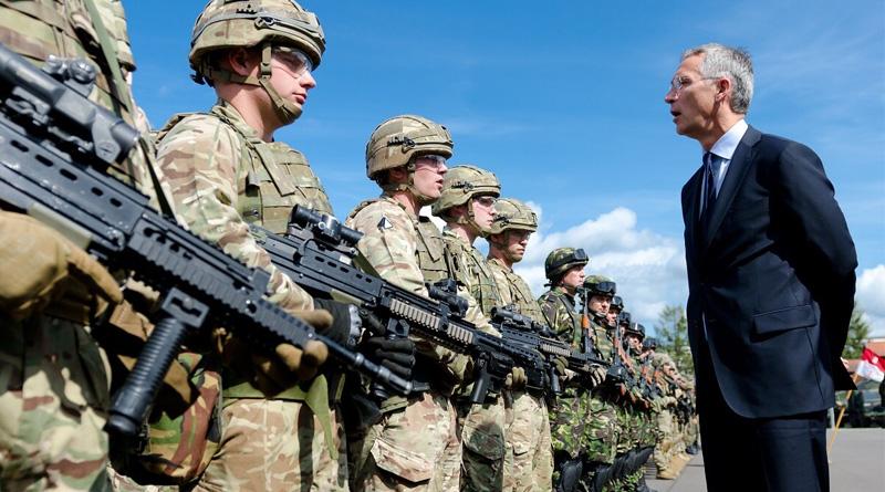 Срочно: в Украину прибыла миссия НАТО
