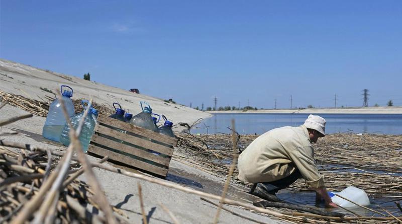 В Раді нацбезпеки розповіли, чи поверне Україна водопостачання в Крим