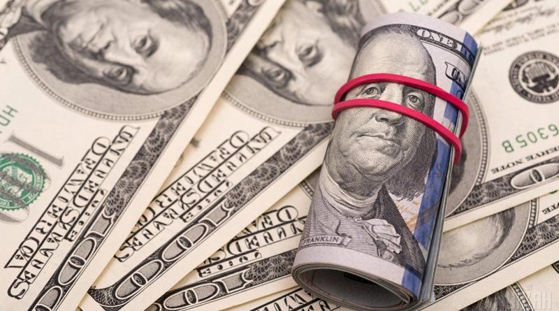 Гривна снова укрепилась к доллару: свежий курс валют